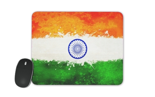 Indian Paint Spatter for Mousepad