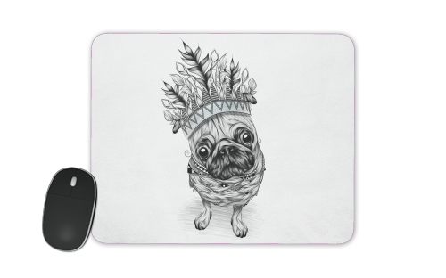 Indian Pug for Mousepad