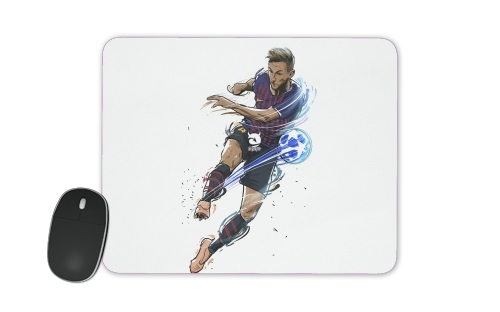 Ivan The Croatian Shooter for Mousepad