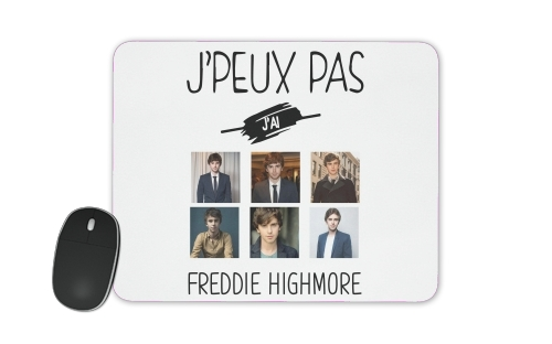 Je peux pas jai Freddie Highmore Collage photos for Mousepad