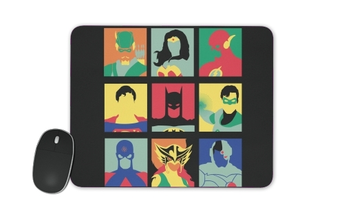 Justice pop for Mousepad