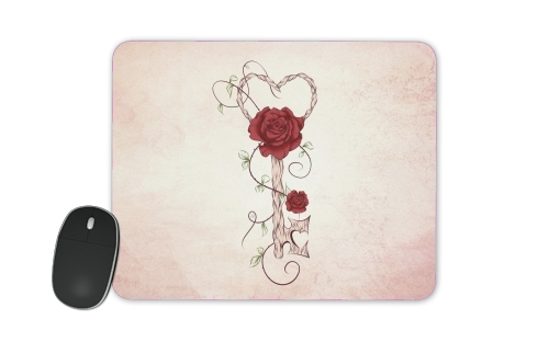 Key Of Love for Mousepad