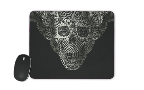 Lace Skull for Mousepad