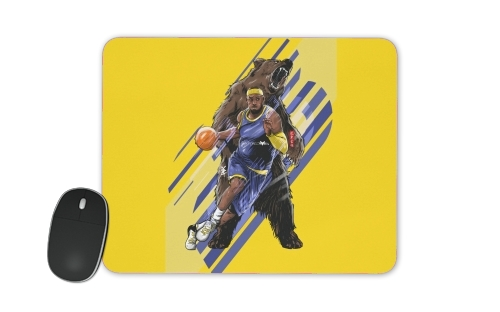 LeBron Unstoppable  for Mousepad