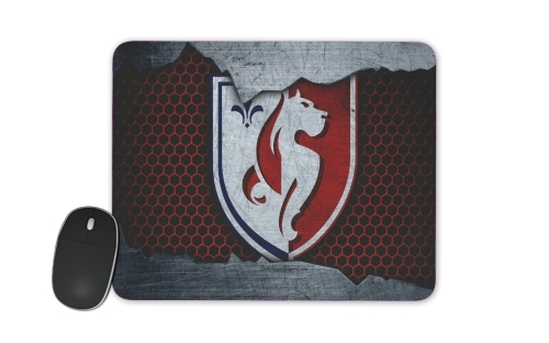 Lilles Losc Maillot Football for Mousepad