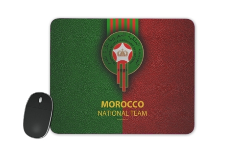 Marocco Football Shirt for Mousepad