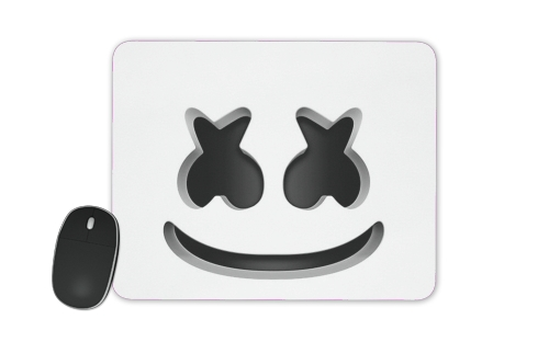 Marshmello Or MashMallow for Mousepad