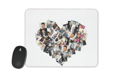 Matt Pokora for Mousepad