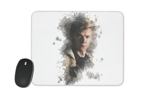 Maze Runner brodie sangster for Mousepad