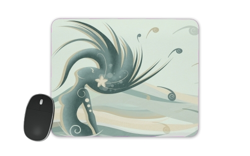 Melissa, wife of ocean for Mousepad