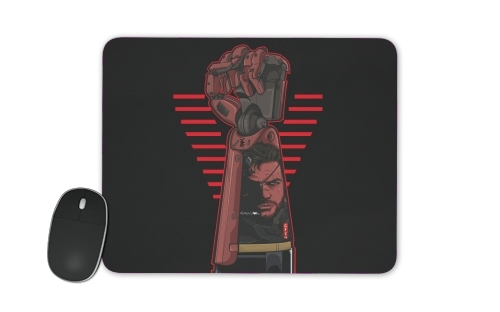 Metal Power Gear   for Mousepad