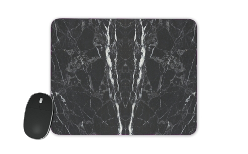 Minimal Marble Black for Mousepad