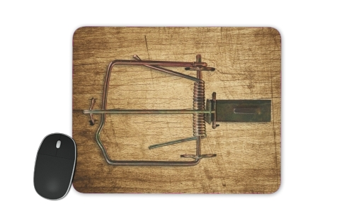 Mousetrap for Mousepad