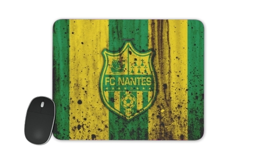 Nantes Football Club Maillot for Mousepad