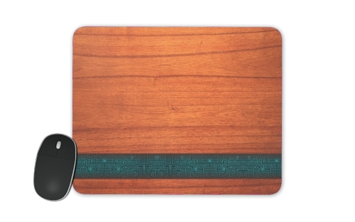 Natural Wooden Wood Bamboo for Mousepad