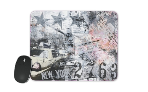 New York 2 for Mousepad