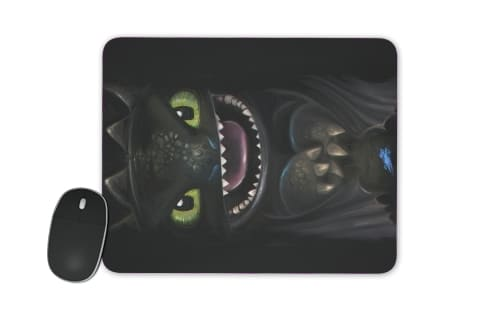 Night fury for Mousepad