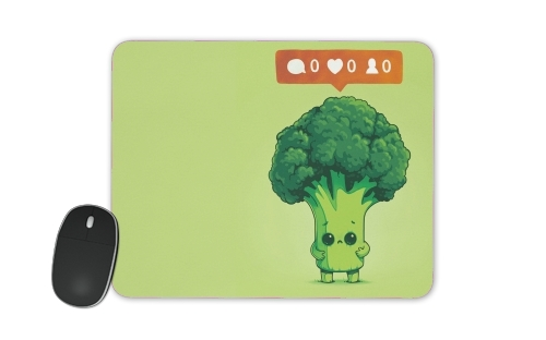 Nobody Loves Me - Vegetables is good for Mousepad