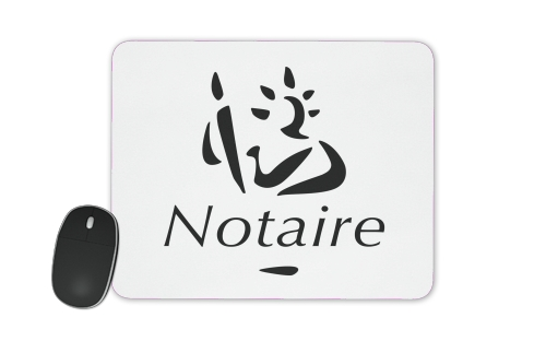 Notaire for Mousepad