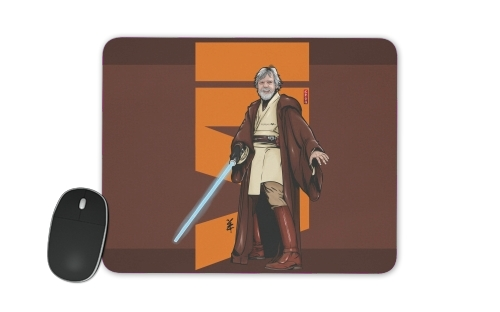 Old Master Jedi for Mousepad