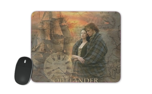 Outlander Collage for Mousepad