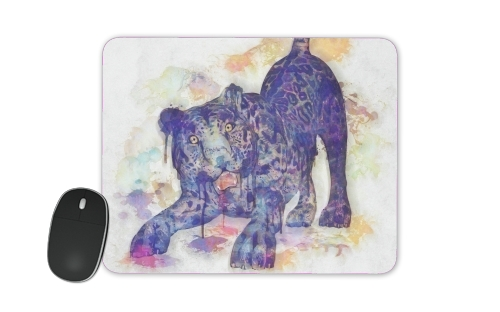panther splash! for Mousepad