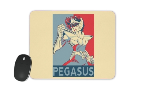 Pegasus Zodiac Knight for Mousepad