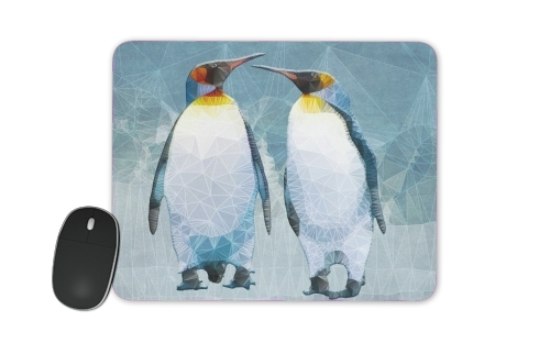 penguin love for Mousepad