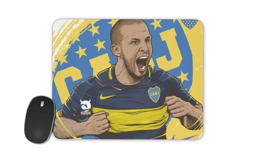 Pipa Boca Benedetto Juniors  for Mousepad