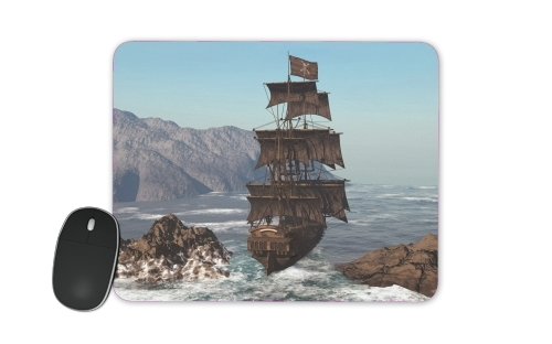 Pirate Ship 1 for Mousepad