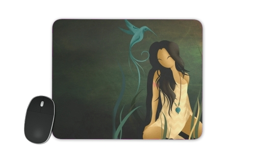The Indian for Mousepad
