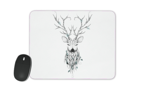 Poetic Deer for Mousepad
