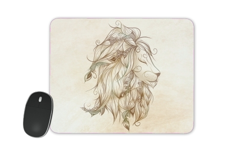 Poetic Lion for Mousepad
