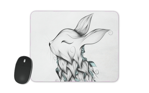 Poetic Rabbit  for Mousepad