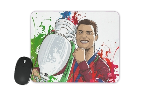 Portugal Campeoes da Europa for Mousepad