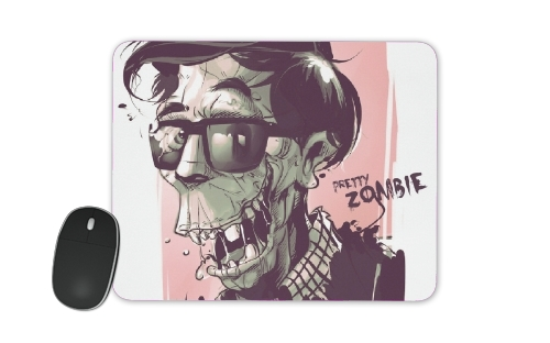 Pretty zombie for Mousepad