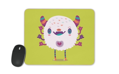 Puffy Monster for Mousepad