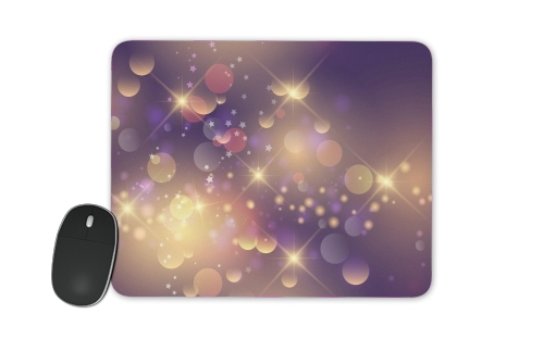 Purple Sparkles for Mousepad