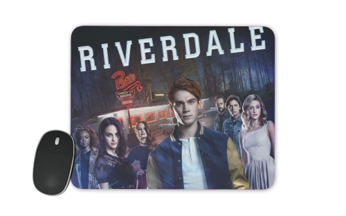 RiverDale Tribute Archie for Mousepad