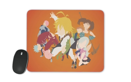 Seven Deadly Sins for Mousepad