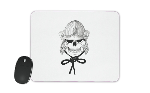 Skeleton samurai for Mousepad