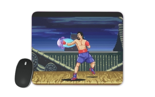 Street Pacman Fighter Pacquiao for Mousepad