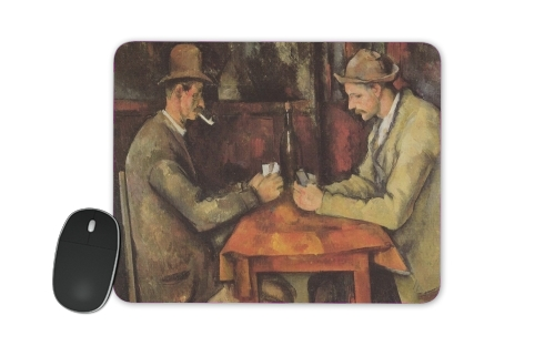 The Card Players for Mousepad