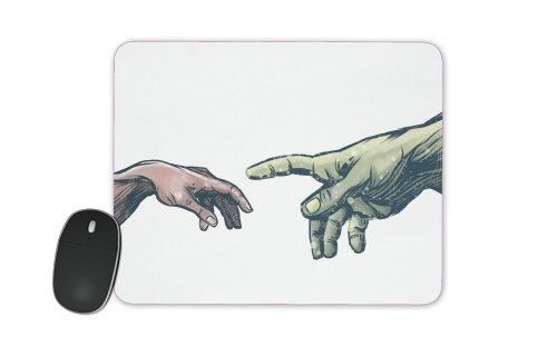 The Creation of Dr. Banner for Mousepad