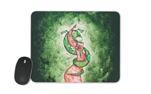The Dragon and The Tower for Mousepad