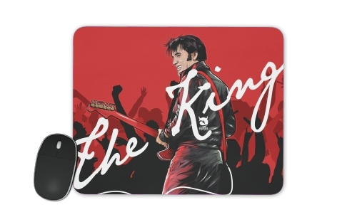 The King Presley for Mousepad