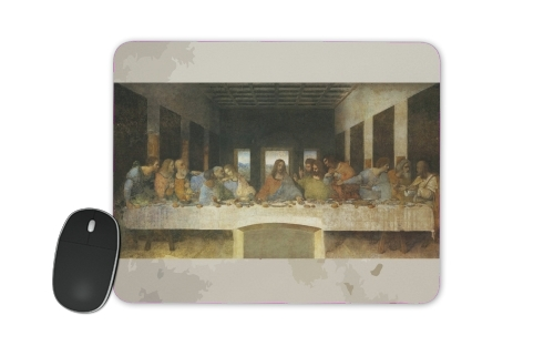 The Last Supper Da Vinci for Mousepad