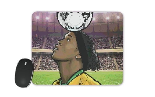 The Magic Carioca Brazil Pixel Art for Mousepad