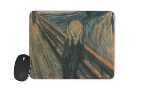 The Scream for Mousepad