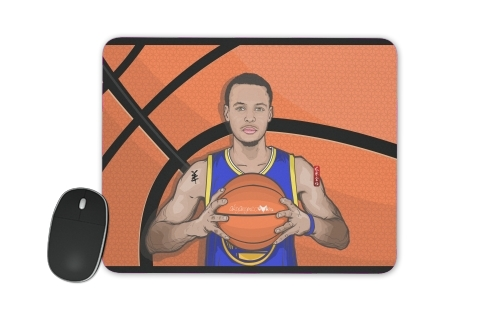 The Warrior of the Golden Bridge - Curry30 for Mousepad